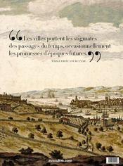 Villes de France - 4ème de couverture - Format classique