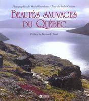 Beautes Sauvages Du Quebec - Intérieur - Format classique