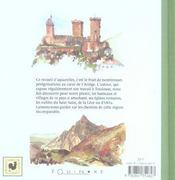 L'Ariège - 4ème de couverture - Format classique