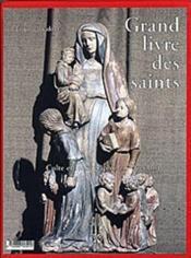 Grand livre des saints ; culte et iconographie en occident - Couverture - Format classique
