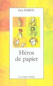 Heros de papier - Intérieur - Format classique