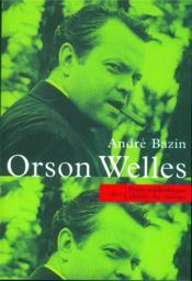 Orson Welles - Couverture - Format classique