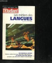 Les Metiers Des Langues - Couverture - Format classique