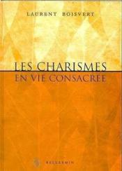 Charismes En Vie Consacree - Couverture - Format classique