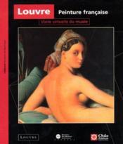 Louvre-Peinture Francaise - Couverture - Format classique