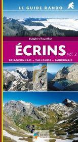 Ecrins t.2 ; Briançonnais, Vallouise, Embrunais - Couverture - Format classique