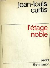 L'Etage Noble. - Couverture - Format classique