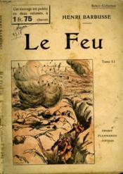 Le Feu. Tome 2. Collection : Select Collection N° 256 - Couverture - Format classique