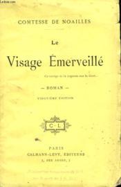 Le Visage Emerveille. - Couverture - Format classique