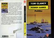 Power Game 1 - Politika - Couverture - Format classique