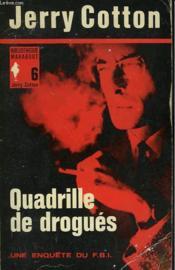 Quadrillel De Drogue - Couverture - Format classique