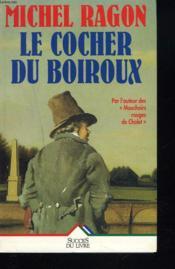 Le Cocher Du Boiroux - Couverture - Format classique