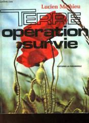 Terre, Operation Survie - Couverture - Format classique