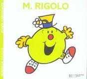 Monsieur Rigolo - Intérieur - Format classique