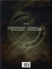 Olympus Mons T.5 ; dans l'ombre du soleil - 4ème de couverture - Format classique