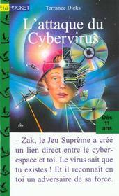 L'Attaque De Cybervirus - Intérieur - Format classique