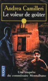 Le Voleur De Gouter - Couverture - Format classique