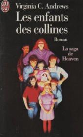 La saga de Heaven t.1 ; les enfants des collines - Couverture - Format classique