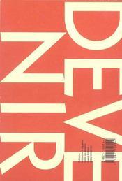 Devenir T.14 - 4ème de couverture - Format classique