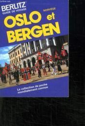 Oslo & Bergen - Couverture - Format classique