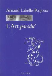 L Art Parodic - Intérieur - Format classique