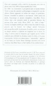 Tuile A Loups (Poche)(La)(Ae) - 4ème de couverture - Format classique