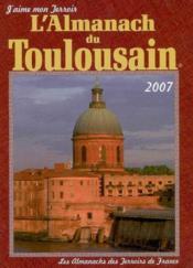 L'Almanach Du Toulousain 2007 - Couverture - Format classique