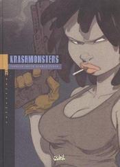 Les krashmonsters t.1 ; mosca argnus siestae - Intérieur - Format classique
