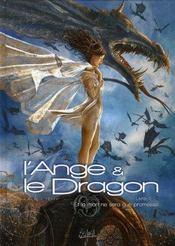 L'ange et le dragon t.1 ; et la mort ne sera que promesse - Intérieur - Format classique