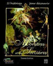Les Monstres Et Les Sorcieres - Intérieur - Format classique