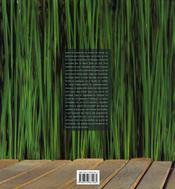 L'équilibre des sens ; le livre des spas six senses - 4ème de couverture - Format classique