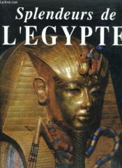 Splendeurs d'egypte - Couverture - Format classique