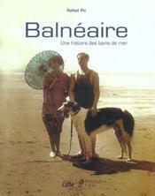 Balneaire Une Histoire De Bains De Mer - Intérieur - Format classique