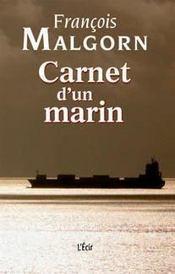 Carnet d'un marin - Intérieur - Format classique