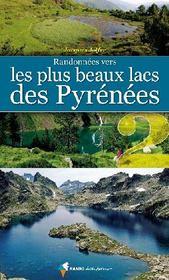 Randonnées vers les plus beaux lacs des Pyrénées t.2 - Couverture - Format classique