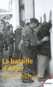 La bataille d'Alger - Intérieur - Format classique
