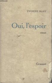 Oui Lespoir. - Couverture - Format classique