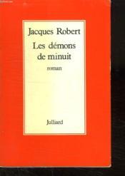 Les Demons De Minuit. - Couverture - Format classique