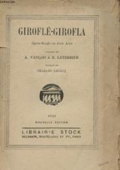 Girofle-Girofla - Couverture - Format classique