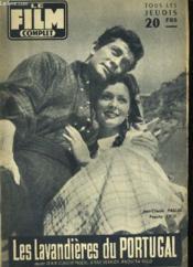 Film Complet N° 647 - Les Lavandieres Du Portugal - Couverture - Format classique