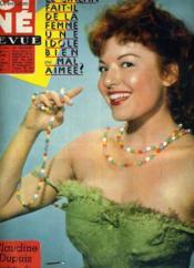 Cine Revue France - 37e Annee - N° 39 - La Fille De Feu - Couverture - Format classique