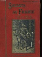 Soldats De France 1914-1915 - Couverture - Format classique