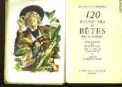 De Buffon A Kipling 120 Histoires De Betes D'Ici Et D'Ailleurs - Couverture - Format classique