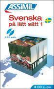 Svenska pa lätt sätt 1 - Couverture - Format classique