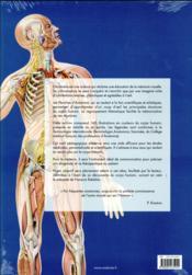 Planches d'anatomie (3e édition) - 4ème de couverture - Format classique
