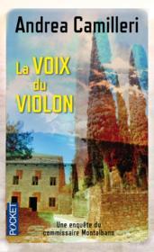 La voix du violon - Couverture - Format classique