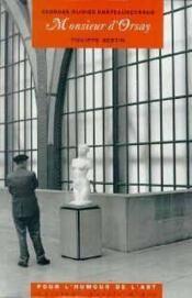 Monsieur d'orsay - Couverture - Format classique