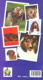 L'officiel du chien - 4ème de couverture - Format classique