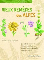 Vieux remèdes des Alpes - Couverture - Format classique