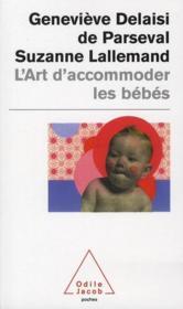 L'art d'accomoder les bébés - Couverture - Format classique